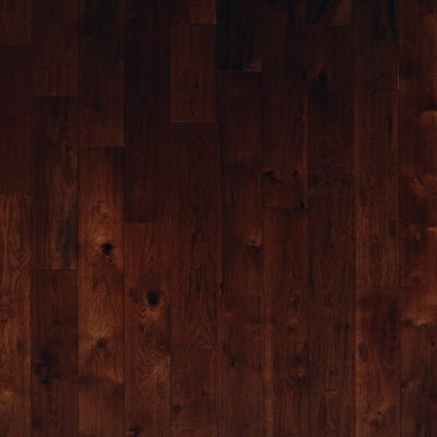 Hand Scraped Hickory Autumn Brown, Hardwood Flooring. Choose the best solutions for your floor!