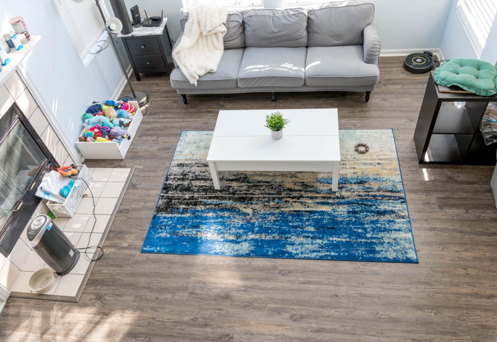 Wpc Click Cobalt, Vinyl Flooring. Choose your perfect floor and contact us for your free estimate!