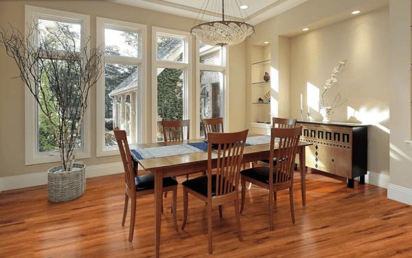 LVP Oregon Oak Honeytone at Simple Flooring Company