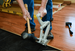 Flooring Installation Laminate