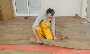 Just 1499$ for Vinyl Plank installation. Labor and materials included. Get your special price now!