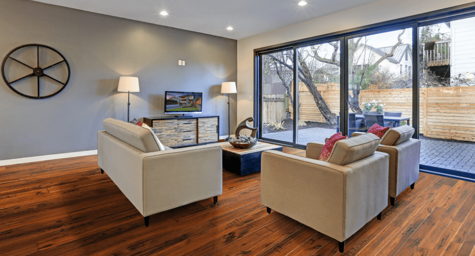 Wide Leaf Acacia Oolong Engineered Hardwood Floor