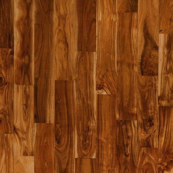 Small Leaf Acacia Natural Solid Hardwood Flooring