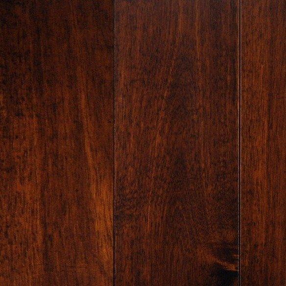 Hand Scraped Acacia Amber at Simple Flooring Company