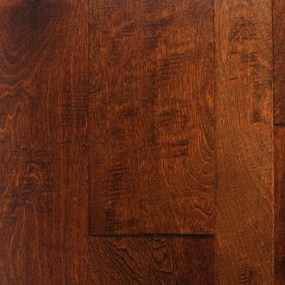 Hand Scraped Birch Buscadero, Engineered Hardwood Flooring. Wide selection of styles and colors.