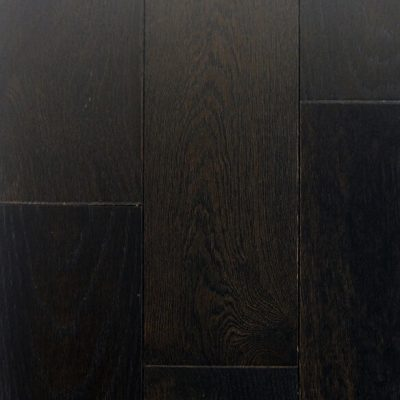 Brushed Oak Licorice, Solid Hardwood Flooring. Discover our large variety of colors and types.