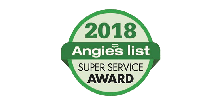 Angies list super services award 2018. We are really proud of our team and services we provide.