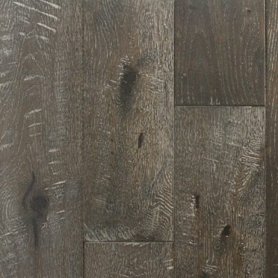 Hand-Scraped Oak Taupe, Solid Hardwood Flooring. Choose the best solutions for your floor!