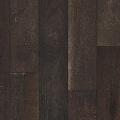 Hand-Scraped Oak Burnt Ember, Solid Hardwood Flooring. Affordable costs and really professional team.