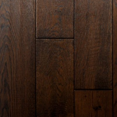 Hand-Scraped Oak Burlywood, Solid Hardwood Flooring. Choose the best solutions for your floor!