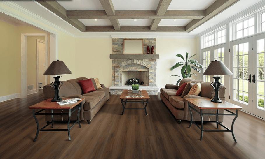 STONE PLASTIC COMPOSITE Denali at Simple Flooring Company