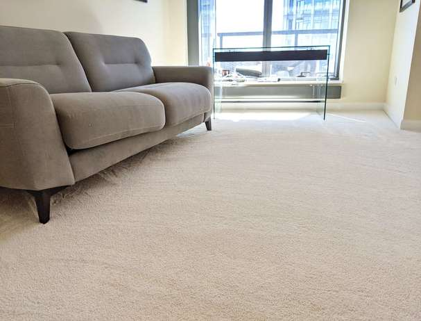 Hypoallergenic carpet at Simple Flooring Company