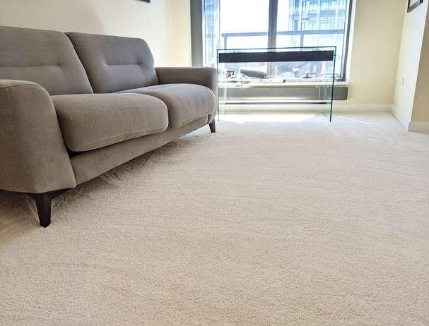 Hypoallergenic carpet at Simple Flooring Company