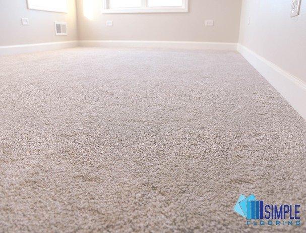 plush carpet at Simple Flooring Company