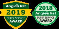 Simple Flooring Award winning on Angie's List