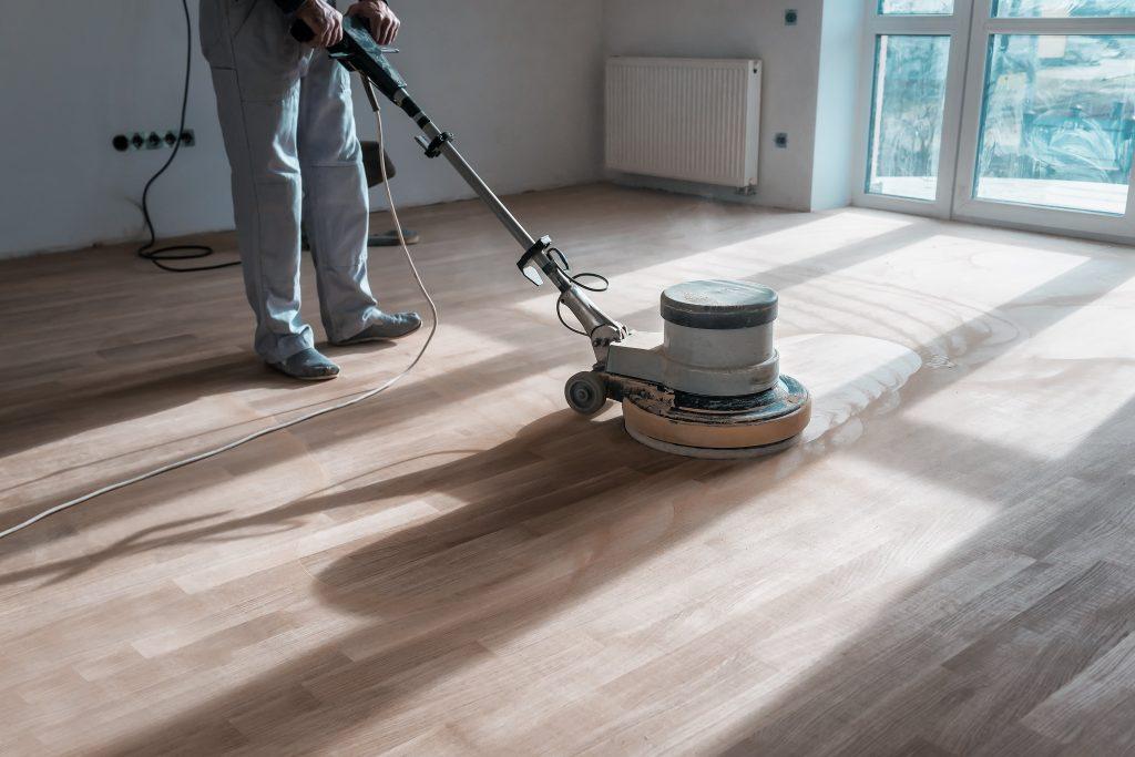 Simple Flooring Hardwood Refinishing Services