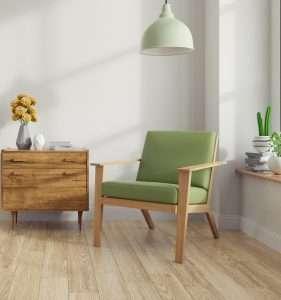 Luxury Vinyl Plank Flooring Installation