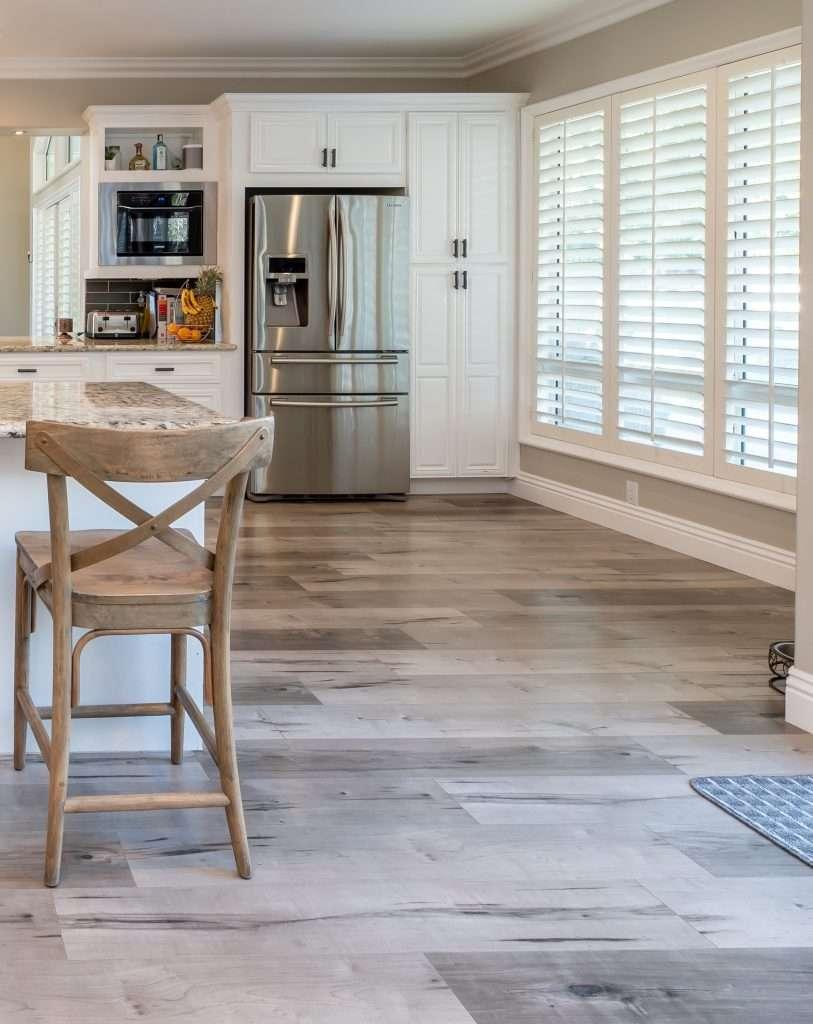 new waterproof vinyl flooring
